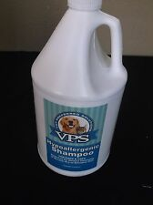 SHAMPOO 1 GALLON DOG CAT HYPOALLERGENIC VET PREFERRED GROOMING WHOLESALE SURPLUS