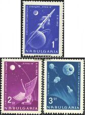 Bulgarien 1388-1390 (kompl.Ausg.) gestempelt 1963 Mondsonden