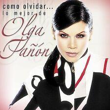 Como Olvidar... Lo Mejor de Olga Tañón by Olga Tañón (CD/DVD, Mar-2005...