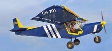 CH.701 Zenair STOL  Zenith USA CH.701  Airplane  Wood Model Replica Small New