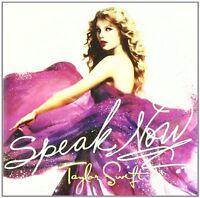 TAYLOR SWIFT SPEAK NOW CD ALBUM (2010)
