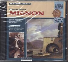 AMBROISE THOMAS - Mignon - SIMIONATO DI STEFANO SIEPI GUIDO PICCO CD 2000 SEALED