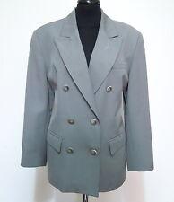 ROCCOBAROCCO Giacca Donna Lana Wool Woman Jacket Sz.L