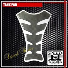 TANK PAD PROTECTOR STICKER DECAL GAS FUEL OIL MOTORCYCLE UNIVERASL TP004 CARBON
