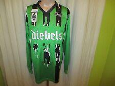"Borussia Mönchengladbach asics Langarm Auswärts Trikot 1994/95 ""diebels"" Gr.XXL"
