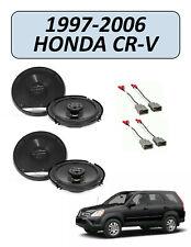 Fits Honda CR-V 1997-2006 Factory Speaker Replacement Combo Kit, PIONEER CRV