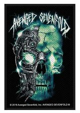 AVENGED SEVENFOLD - Biomechanical Patch Aufnäher 7x10cm