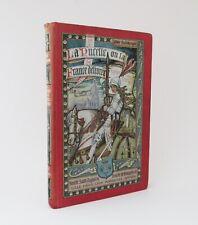 [JEANNE D'ARC]  LA PUCELLE OU LA FRANCE DÉLIVRÉE : ABBÉ MALASSAGNE - 1911