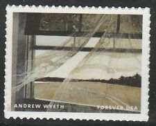 US 5212a Andrew Wyeth Wind from the Sea 1947 forever single (1 stamp) MNH 2017