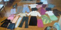 Huge Clothing Lot Designer Namebrand Girls Sz 10 Spring Summer Clothes Wholesale
