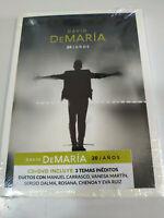 David DeMaria 20 años - CD + DVD incluye 3 temas ineditos 2018 Nuevo