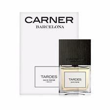Carner Barcelona TARDES Eau de Parfum 1.7 fl oz 50ml New Sealed In Box