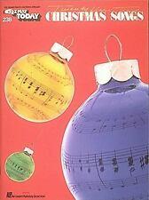 Twenty-Five Top Christmas Songs