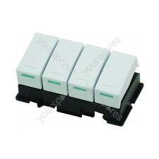 2x Motore Carbone Per Bosch wfk5000 wfk5010 wfk5030 wfk5300 wfk5310 Spazzole