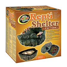 ZooMed Repti Shelter - Small, Höhle für Reptilien und Amphibien