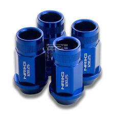 Fit Subaru/Nissan Blue 4 X Nrg Rim Extended M12X1.25 1.75L Wheel Lug Nut