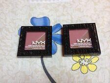 NYX Cheek Contour Duo Palette CHCD04 Wine & Dine x 2 RRP £34 BN Sealed