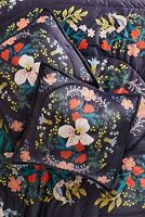 Rifle Paper Company for Anthropologie Velvet Luxembourg Euro Pillow Sham New