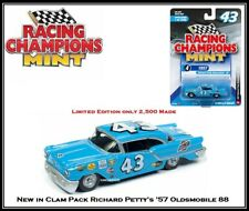 Racing Champions New 1/64th Die Cast Car Richard Petty '57 Olsmobile 88