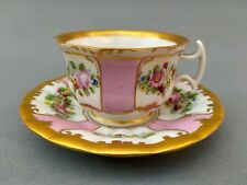 Royal Vienna cup and saucer 1850.