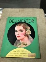 1931 Delineator Magazines June- GREAT COVER - ADS  & STORIES LOOK NOW WOW