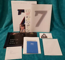 BTS Map Of Soul 7 V3 Album, Suga Photo Card, Stickers, poster - FREE SHIPPING