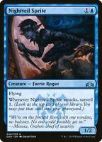 4X Nightveil Sprite MTG Magic GUILDS OF RAVNICA #48