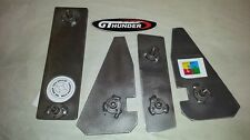 TRX400EX Belly Skid Plate Mounting Kit