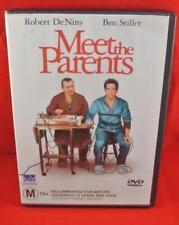 Meet The Parents (DVD, 2004) Movie Free Postage Australia Wide R4