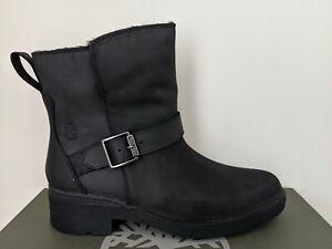New Timberland Women's Craceyn waterproof Biker Boots  Style A2FXX015
