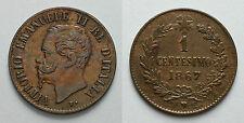 1867 M  Regno D'Italia  1 centesimo   qFDC