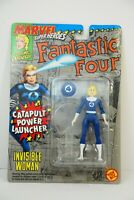 INVISIBLE WOMAN Fantastic Four Marvel Super Heroes Action Figure 1994 Toy Biz