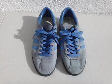 Vintage Adidas Tahiti Light blue / navy US 7.5 7 1/2
