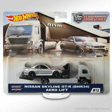 Hot Wheels Nissan Skyline GT-R Transport - FYT10