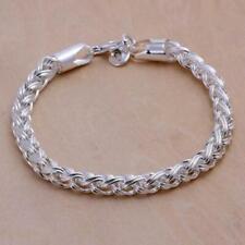 schmuck top verkauf kette lady verdreht armband versilbert armband