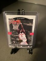 RC Topps Ben Wallace Washington Wizards Pistons Limited Skybox Edition No.3 1996