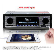 Hot~Bluetooth Vehicle MP3 Player AUX Car Stereo USB FM Radio In Dash Receiver