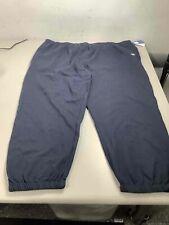 Men's NWT Champion Navy Blue Sweatpants Size 5XL