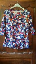 haut blouse La fiancée du Mekong taille M 38 Parfait état