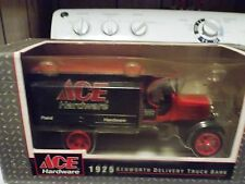 Ertl Collectible 1925 Kenworth Delivery Truck Bank 1995 #397 Box Ace Hardware