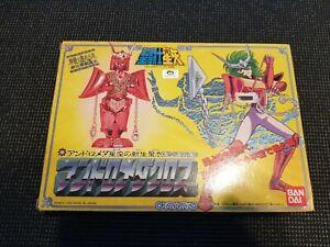 Saint Seiya vintage Bandai 1988 JP- Shun V2 (incomplete) US Seller