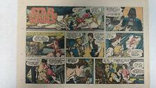 STAR WARS Newspaper Comic Strip                        Sunday December 30th 1979