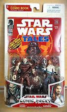 Star Wars Legacy Collection Comic 2-Packs Kyle Katarn Yuuzhan Vong Tales 21 MOC