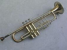 schöne goldene Trompete Höfer DeLuxe