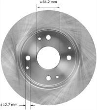 Disc Brake Rotor-Disc Rear Bendix PRT1692