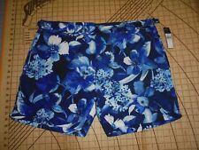 MENS SIZE 38 BLUE POLO RALPH LAUREN SWIM/BOARD SHORTS - NWT