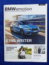 BMW / Mini Niederlassung Hamburg - Magazin Sommer 2017 - BMW 1er 2er Mini JCW
