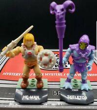 Masters Of The Universe Mega Construx Bloks He Man And Skeletor