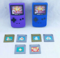 Burger King Pokemon Gameboy Color Childrens Toys Lot