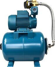 "IBO 1""WZI 750W Electric Garden/House Portable Water Pump + 24 L Pressure Vessel"